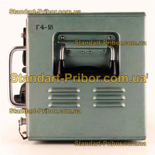 Г4-18 генератор сигналов - фотография 4