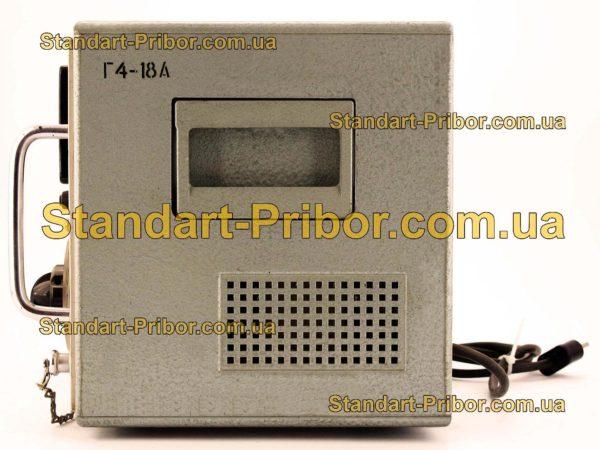 Г4-18А генератор сигналов - фото 3