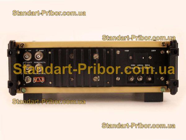Г4-193 генератор сигналов высокочастотный - фотография 4