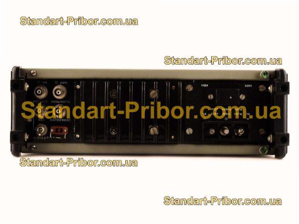 Г4-195 генератор сигналов высокочастотный - фотография 4