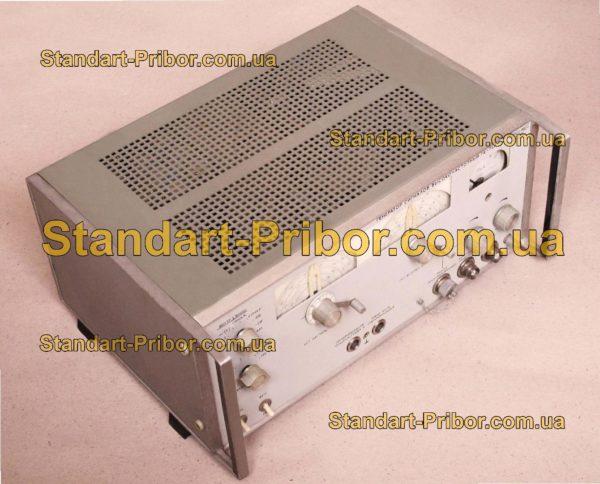Г4-76А генератор сигналов высокочастотный - фотография 4