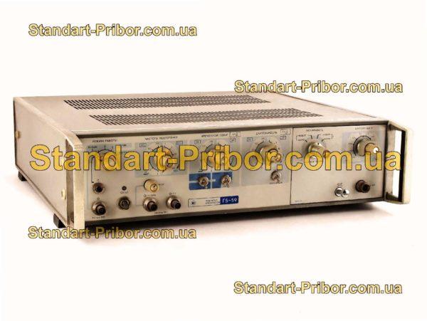 Г5-59 генератор импульсов - фотография 1
