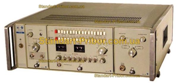 Г5-61 генератор импульсов - фотография 1