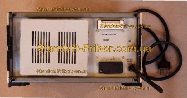 Г5-78 генератор импульсов - фотография 7