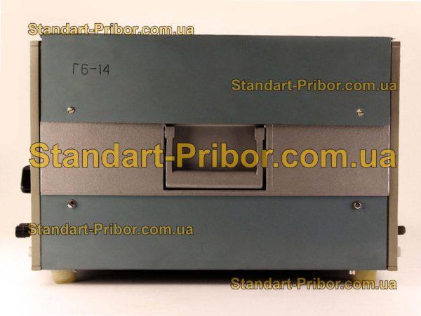 Г6-14 генератор сигналов - фото 3