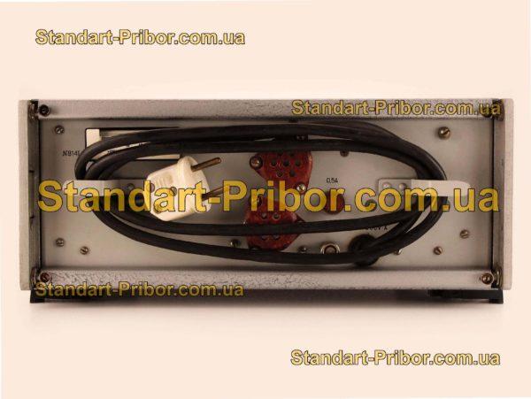 Г6-27 генератор сигналов - фотография 4