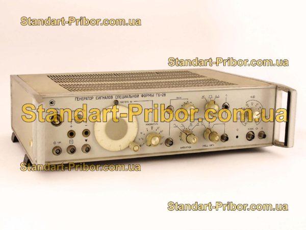 Г6-28 генератор сигналов - фотография 1