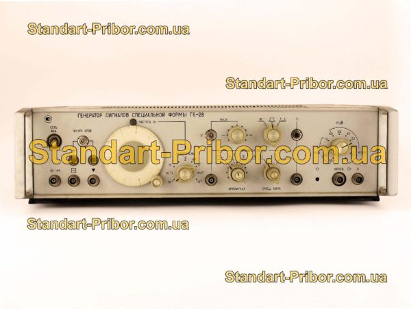 Г6-28 генератор сигналов - изображение 2