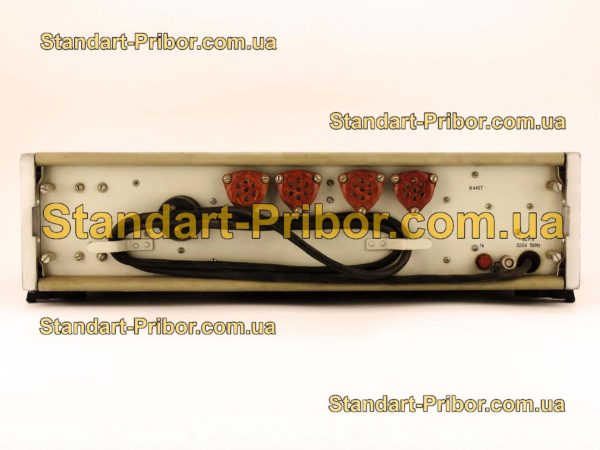 Г6-28 генератор сигналов - фотография 4