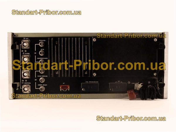 Г6-35 генератор сигналов - фотография 4