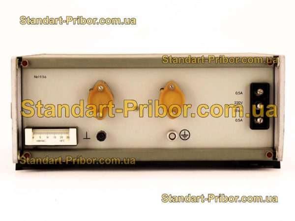 Г6-37 генератор сигналов - фото 3