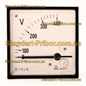 GANZ 96SLV-3 амперметр, вольтметр - фотография 1