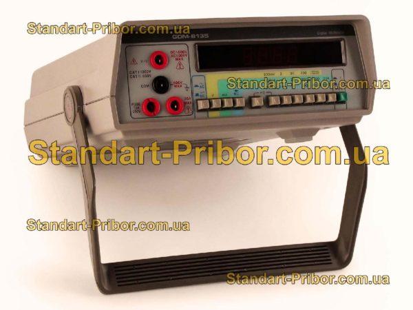 GDM-8135 вольтметр универсальный - фотография 1