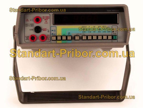 GDM-8135 вольтметр универсальный - изображение 2