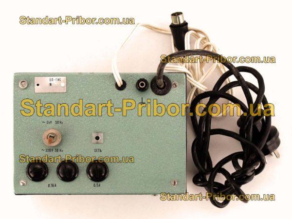 ГИС генератор испытательных сигналов - фотография 4