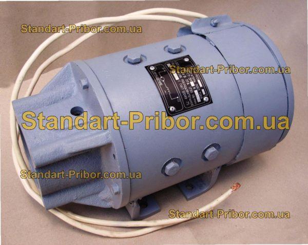 ГТ-3М двигатель постоянного тока - фотография 1
