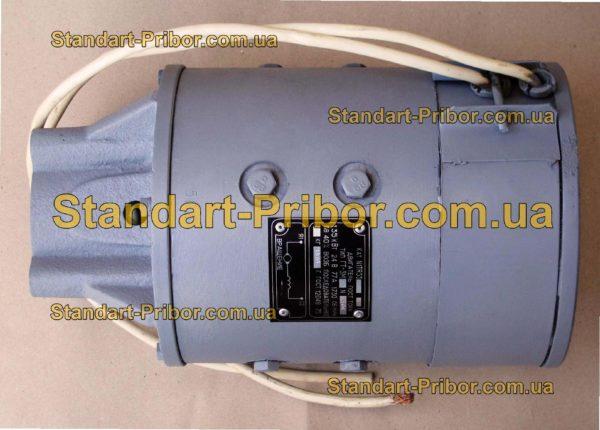 ГТ-3М двигатель постоянного тока - изображение 2