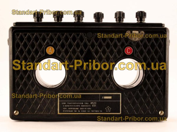 И520 трансформатор тока - фото 3