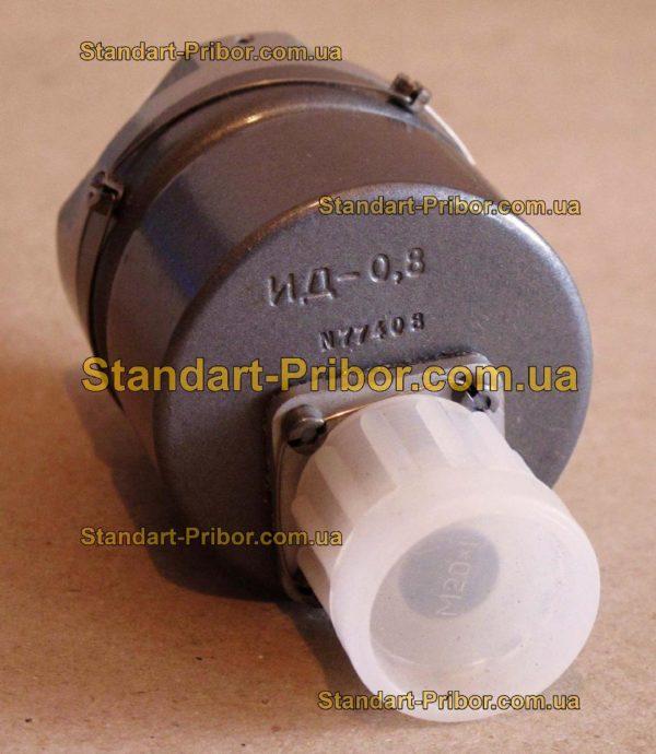 ИД-0.8 датчик давления индуктивный - фотография 1
