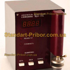 ИДК-1Мц измеритель деформации клейковины - фотография 1