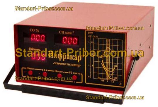 Инфракар 10.01 газоанализатор - фотография 1