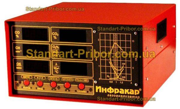 Инфракар 12.01 газоанализатор - фотография 1