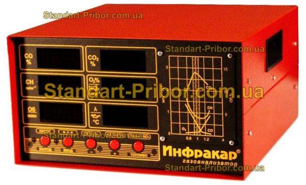Инфракар 12Т.01 газоанализатор - фотография 1
