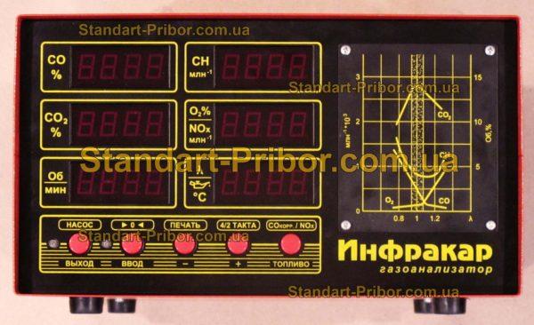 Инфракар 5М-3.01 газоанализатор - фото 3