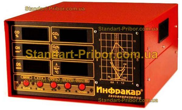 Инфракар М-1Т.01 газоанализатор - фотография 1