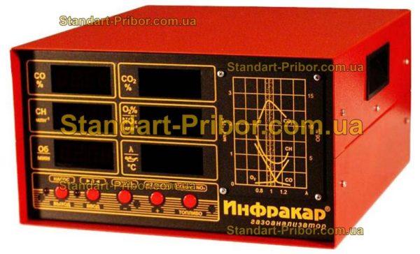 Инфракар М-2.01 газоанализатор - фотография 1