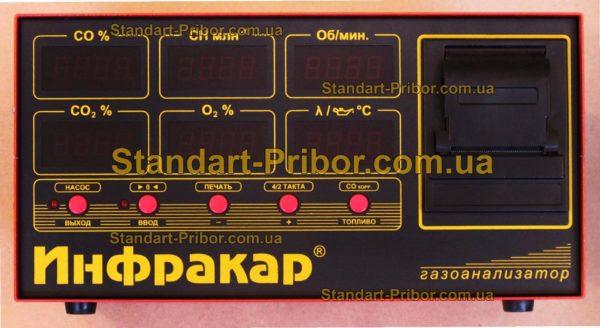 Инфракар М-2Т.02 газоанализатор - фото 3