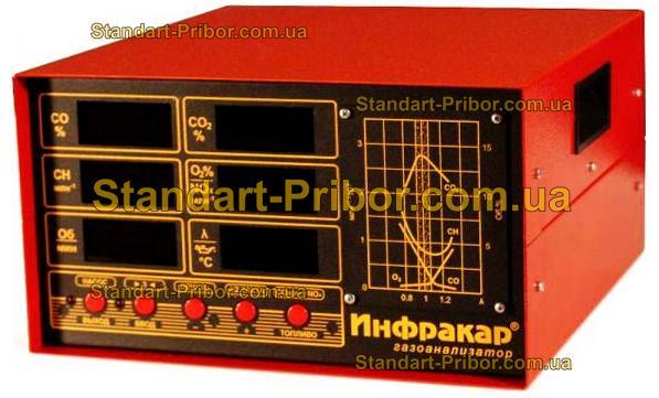 Инфракар М-3.01 газоанализатор - фотография 1
