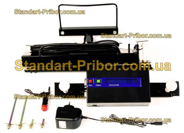 ИСЛ-401МК люфтомер (прибор для измерения суммарного люфта рулевого управления автотранспортных средств) - фотография 1