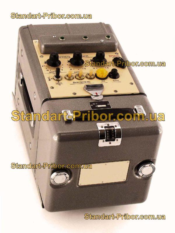 К12-22 осциллограф магнитоэлектрический - фотография 1