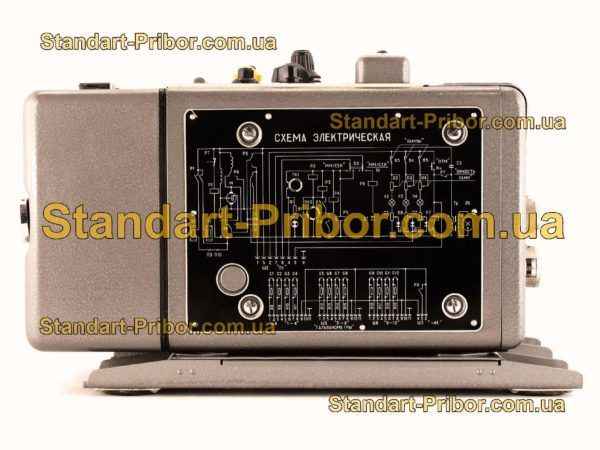 К12-22 осциллограф магнитоэлектрический - изображение 8