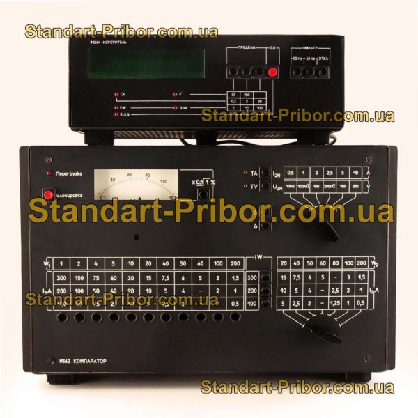 К535 устройство поверки измерительных трансформаторов - изображение 2