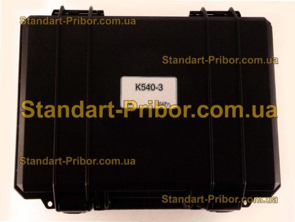 К540-3 измеритель параметров трансформаторов - фото 6