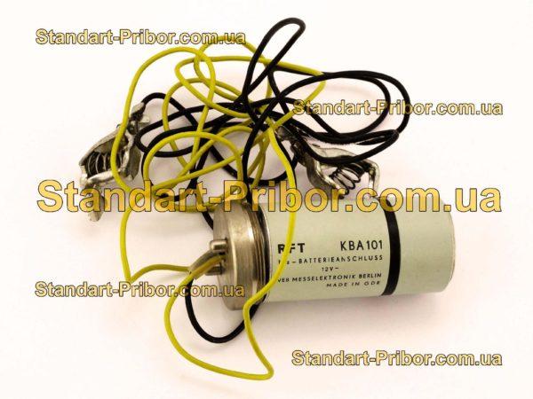 KBA 101 (КВА 101) батарея - фотография 1
