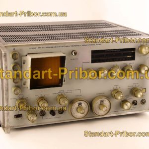 Х1-40 прибор для исследования АЧХ - фотография 1