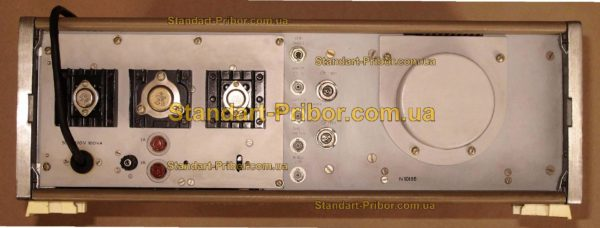 Х1-48 прибор для исследования АЧХ - фотография 4