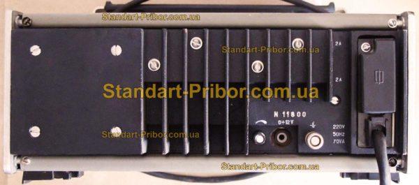 Х1-50 прибор для исследования АЧХ - фотография 4