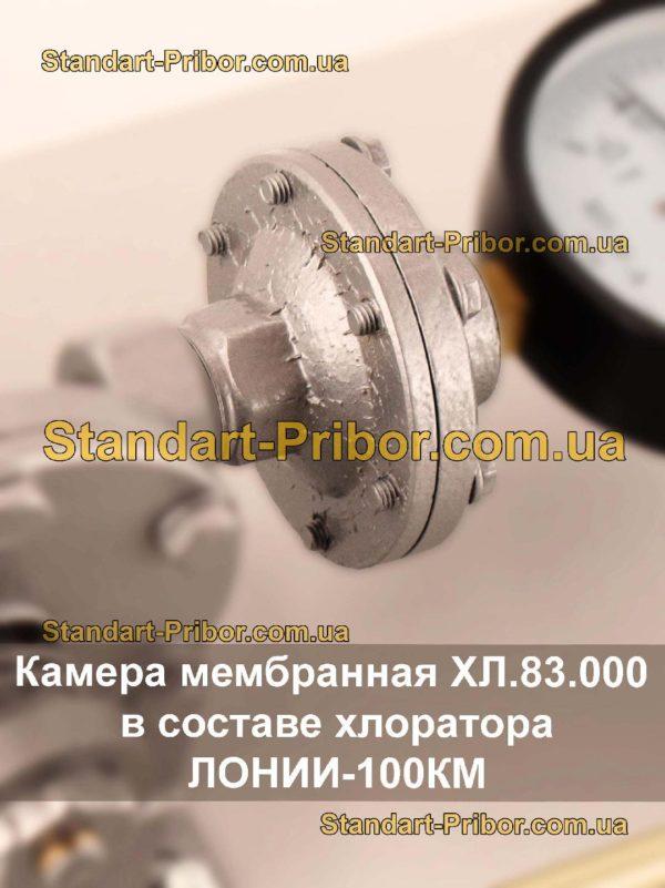 ХЛ.83.000 камера мембранная - изображение 2