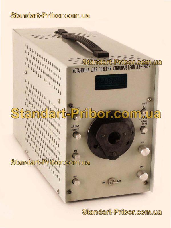 КИ-12652 установка для поверки спидометров - фотография 1