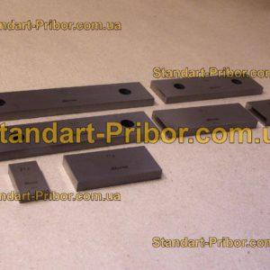 КМД№22 набор концевых мер длины - фотография 1