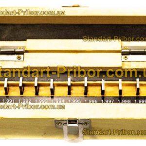 КМД№5 набор концевых мер длины - фотография 1