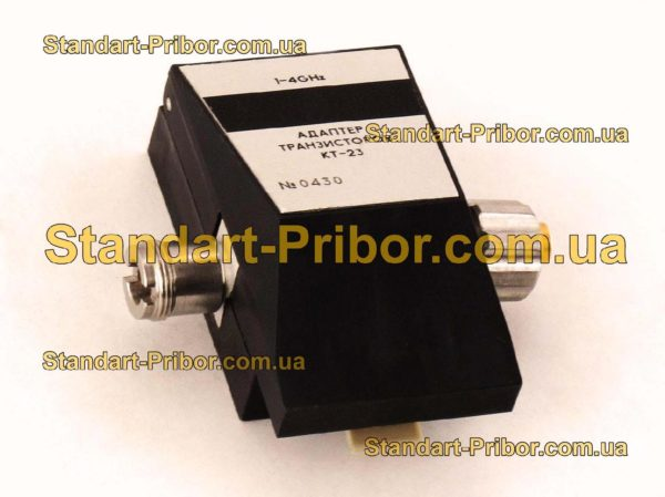 КТ-23 адаптер транзисторов - фотография 1