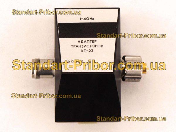 КТ-23 адаптер транзисторов - изображение 2