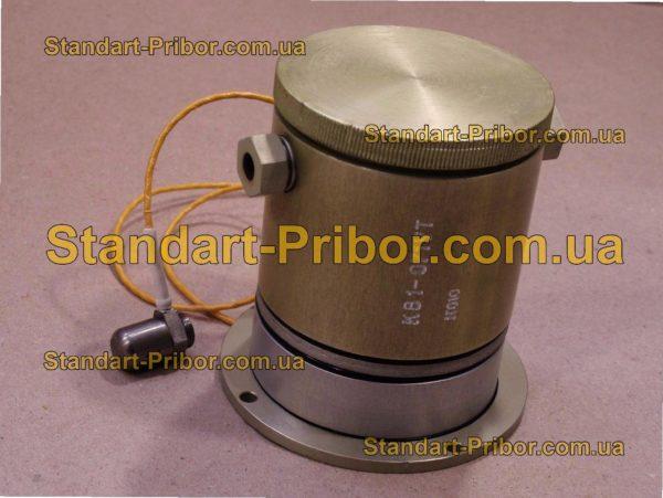 КВ1-03 устройство контроля вибрации - фотография 1