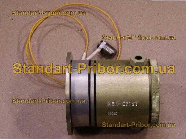 КВ1-031 устройство контроля вибрации - фото 3