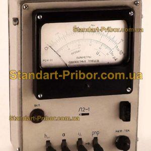 Л2-1 измеритель параметров радиодеталей - фотография 1